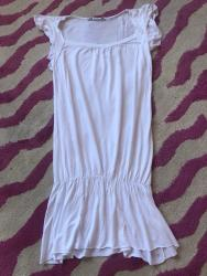 Bele s - Srbija: Bela letnja haljinica u velicini S. materijal viskoza