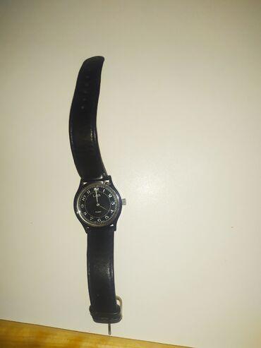 Личные вещи - Селекционное: Наручные часы ссср в оригинале механические луч Беларусь 15 камней