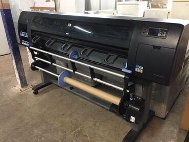 Принтеры - Кыргызстан: Широкоформатный интерьерный высокоточный принтер HP Z6100PSСостояние