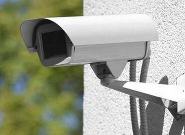 Kameraların quraşdırılması - Azərbaycan: Təhlükəsizlik sistemləri | Müşahidə kameraları