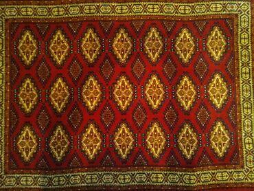 шерстяной советский ковер в Кыргызстан: Ковер шерстяной 135*190 Советский Состояние хорошее