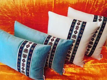 gtx 750 ti купить в Кыргызстан: Продаю подушки.  Размер 45×45 см, 36×60 см.  Внутри полноценная подушк
