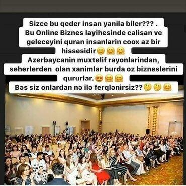 bmw 8 серия 850ci at - Azərbaycan: Şəbəkə marketinqi məsləhətçisi. Oriflame. İstənilən yaş. Natamam iş günü. 8-ci kilometr r-nu