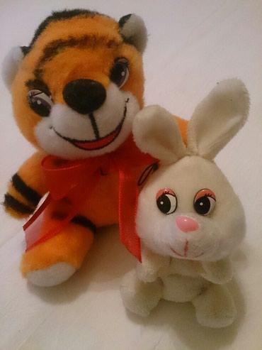 советская мягкая игрушка в Азербайджан: Мягкие игрушки, 5 ман за две