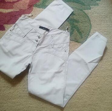Letnje ženske pantalone Vel S M Povoljno