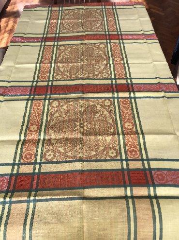 скатерть в Азербайджан: Скатерть из льна 150/175- 50 м