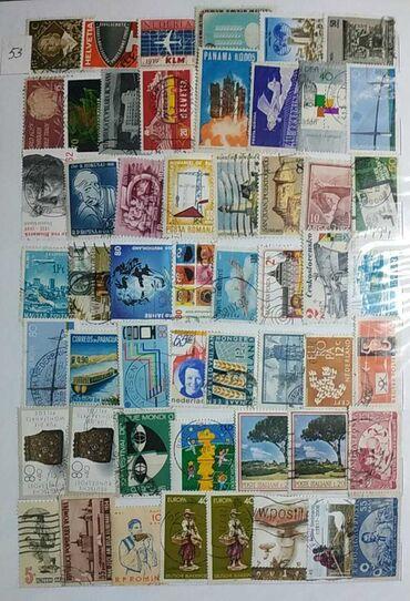 Марки - Азербайджан: Bakıda ən ucuz qiymətə markalar satılır. 160 səhifədə 2 alboma