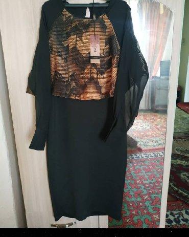 Платья в Ак-Джол: Продам турецкое платье новое с этикеткой размер 42-44
