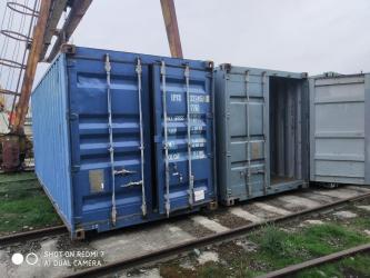 стойки для тельфера в Кыргызстан: Продаю контейнеры, 20т и 40т и 45т в наличии, цена зависит от состоян