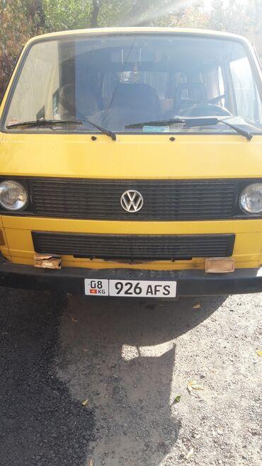 Продаю folkswagen transporter t3 состояние идеал обьем 1.8 бензин год