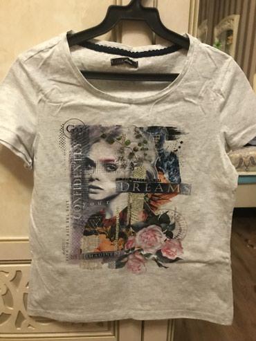 женскую футболку в Кыргызстан: Продаю футболку