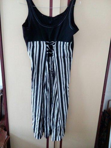 Simpatična crna haljina - Krusevac