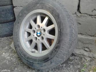 колесо в Кок-Ой