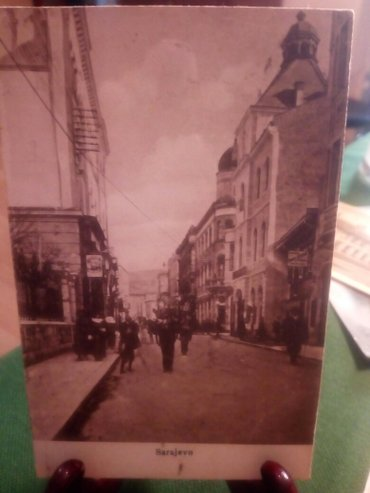 Sarajevo,1920god - Beograd