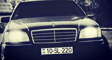 Gəncə şəhərində 10 SL 220 satilir