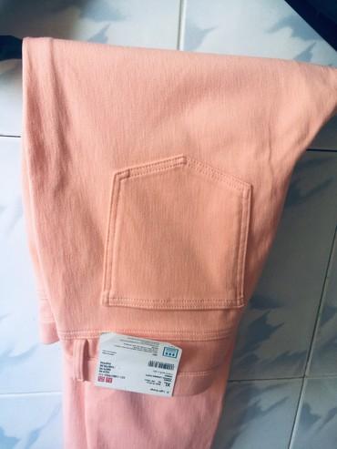 розовая мужская одежда в Кыргызстан: UNIQLO capri. Размер XL. UNIQLO это японский всемирный брюнд качествен