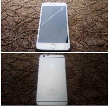 iphone 6 dubay qiymeti - Azərbaycan: İşlənmiş iPhone 6 Plus 16 GB Ağ