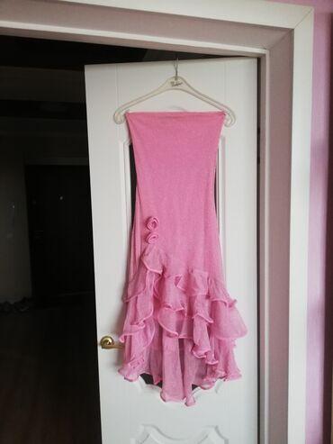 shellak s dizajn manikjurom в Кыргызстан: Продаю платье. Размер S