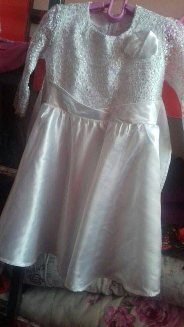 Праздничное платье для девчонок 3-5 лет 2шт в Ош