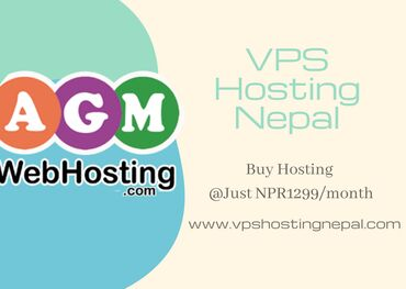 VPS Hosting Nepal - AGM Web HostingFrustrated with higher Cost in VPS