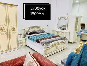 10507 elan   MEBELLƏR: Yataq mebel dəstləri   Türkiyə, Azərbaycan   Fabrik istehsalı