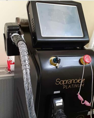 3D Diod Soprano lazer aparati satilir. 2019cu ilindir yenidir