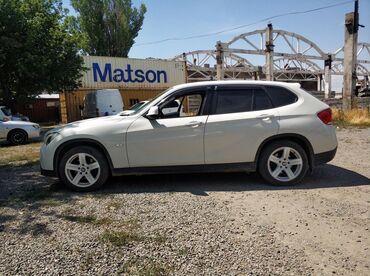 bmw x1 sdrive16d mt в Кыргызстан: BMW X1 2 л. 2010 | 168000 км