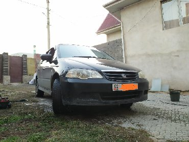 Honda Odyssey 2.3 л. 2001 | 177000 км