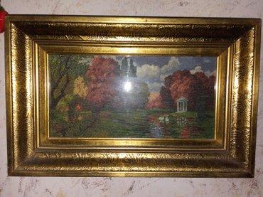 Vilerov goblen 29×14,zlatna jesen. - Kikinda