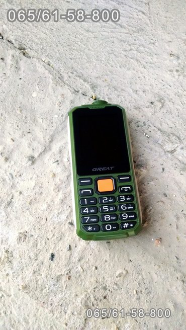 Mobilni telefon-Great mobilni telefon-Model G18 - Pancevo