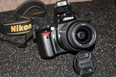 Bakı şəhərində Nikon d 40 modeli