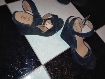 Ženska obuća | Palic: Sandalice br37 očuvane nigde oštećene