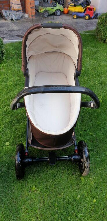 Детский мир - Семеновка: Продаётся коляска 2 в 1, фирма Joie. Отличное состояние! 8 000 сом