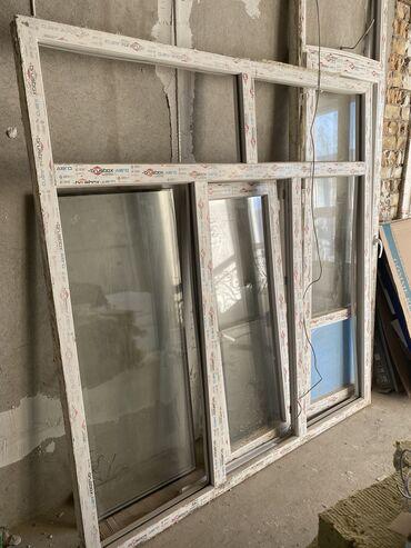 московская 191 в Кыргызстан: Продаю пластиковые окна!Самовывоз. Окна качественные, 5камерныеРазмеры