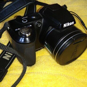 Фотоаппарат сатылат!nicon Coolpix l310баардыгы иштейт,батарейка