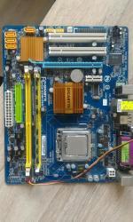 Kompüter üçün komplektləyicilər Bakıda: Gigabyte GA-G31M-ES2L, DDR2, LGA775 socket