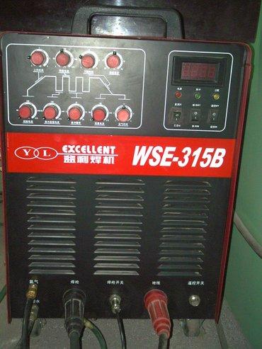 Инструменты - Кыргызстан: Аргонная сварка. Аргонный сварочный аппарат новый в упаковке три фазы