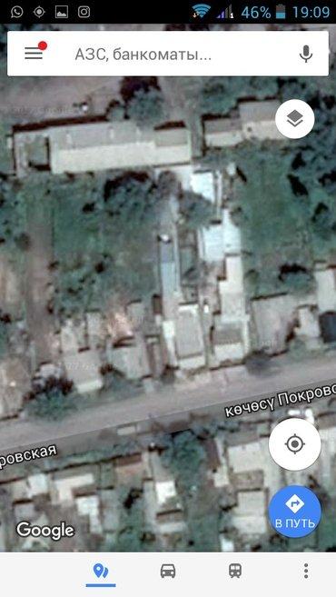 чуй-токмок ул пакровская √159 дом жонный кирпич 4 комнат баня времянка в Токмак