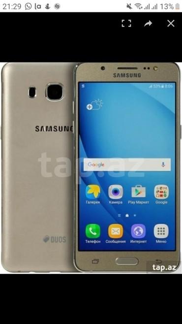 Чехол samsung j5 2016 - Азербайджан: Б/у Samsung Galaxy J5 2016 16 ГБ Золотой