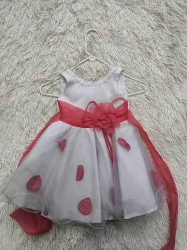 Детская одежда и обувь - Мыкан: Платье Турция на 3-4 годика
