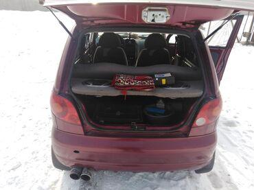 Daewoo Matiz 0.8 л. 2007 | 200000 км