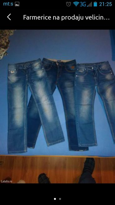 Farmerice-denim-collection - Srbija: Farmerice na prodaju