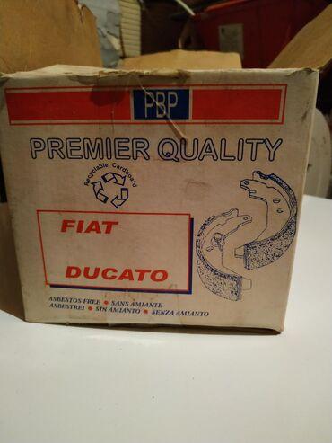 Auto delovi - Rumenka: Nove kocione pakne za Fiat Dukato!