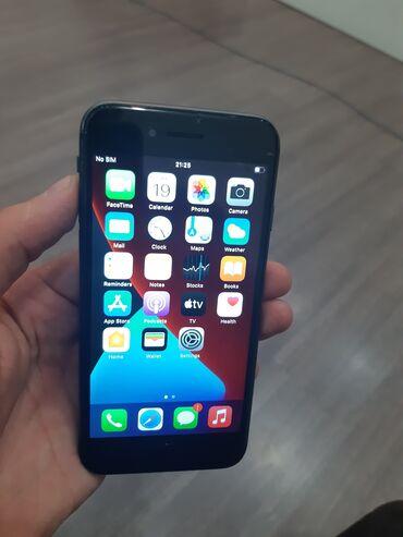 IPhone 8 | 64 GB | Qara (Jet Black) | İşlənmiş | Barmaq izi