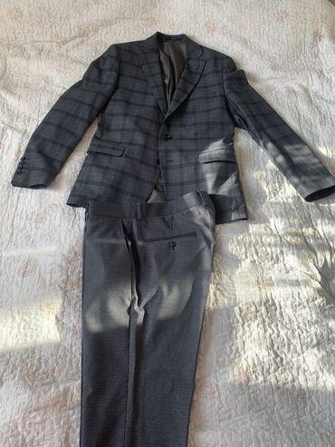 Личные вещи - Беш-Кюнгей: Продаю смокинг костюм тройка Одевал два раза покупал дорого !! Звонить