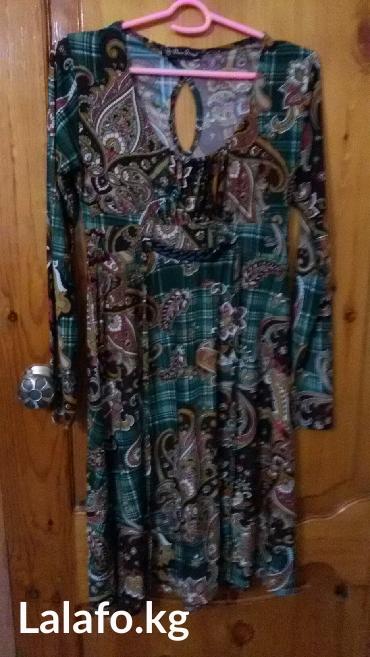 Продаю турецкое платье в отл. состоянии. размер 46 в Кожояр