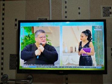 Televizor LG diaqnal 72, təzə alınıb az istifadə olunub. Divar üçün