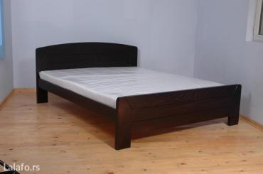 Krevet izradjen od parene bukve izdrzljiv i visokog kvaliteta. - Belgrade