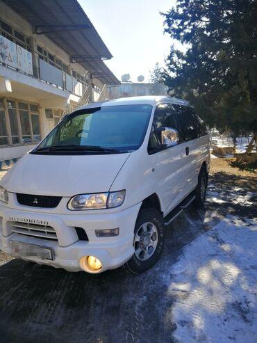 mitsubishi raider в Кыргызстан: Mitsubishi Delica 3 л. 2005 | 121000 км