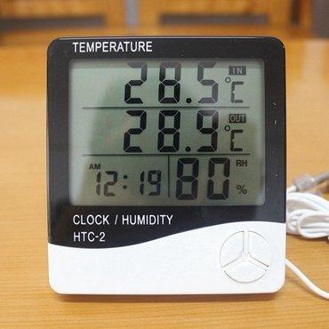 Термометр+гигрометр  в Бишкек